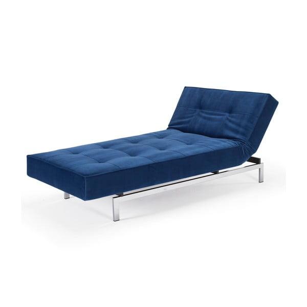 Leňoška Splitback Lounger, modrá