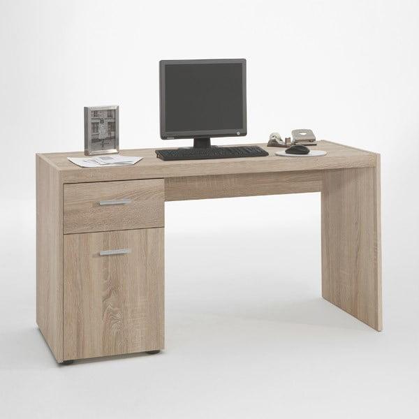 pracovný stôl Lena, dub