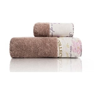 Sada 2 uterákov Laska V2, 30x50 cm + 50x90 cm