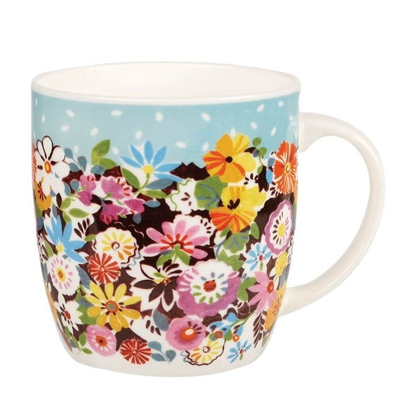 Hrnček Churchill China Collier Campbell Flower, 300 ml