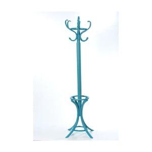 Vešiak Thonet Turquoise, 50x50x185 cm
