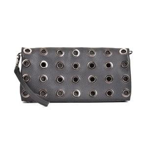 Čierna kožená kabelka Sofia Cardoni Brisa