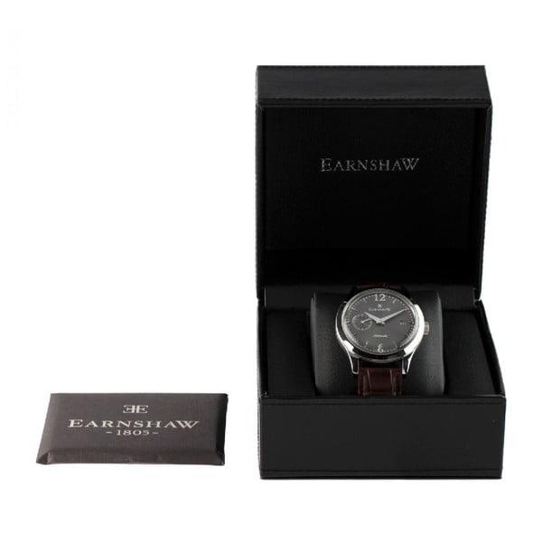 Pánske hodinky Thomas Earnshaw Brown/Silver