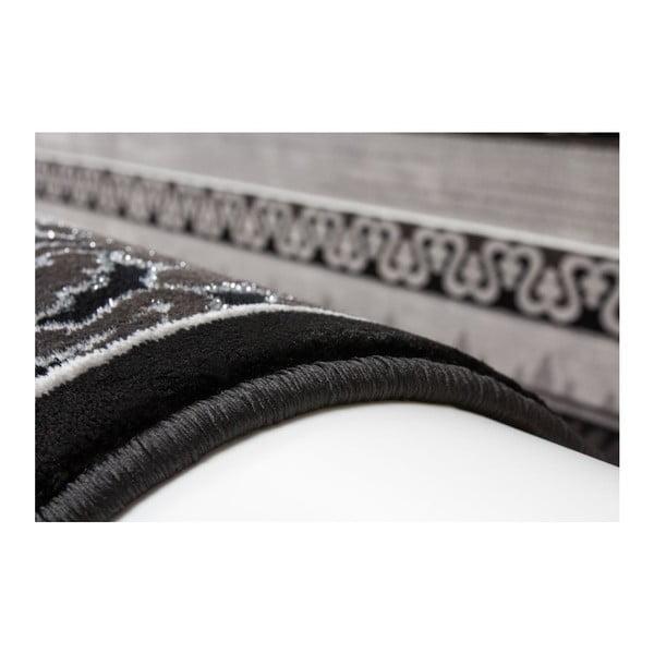 Koberec Instinct 755 Black, 80x150 cm
