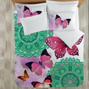 Obliečky Brushed Butterfly, 200x220 cm