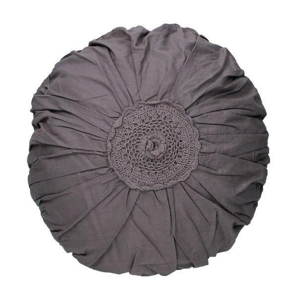 Vankúš Cotton Purple, 40x40 cm