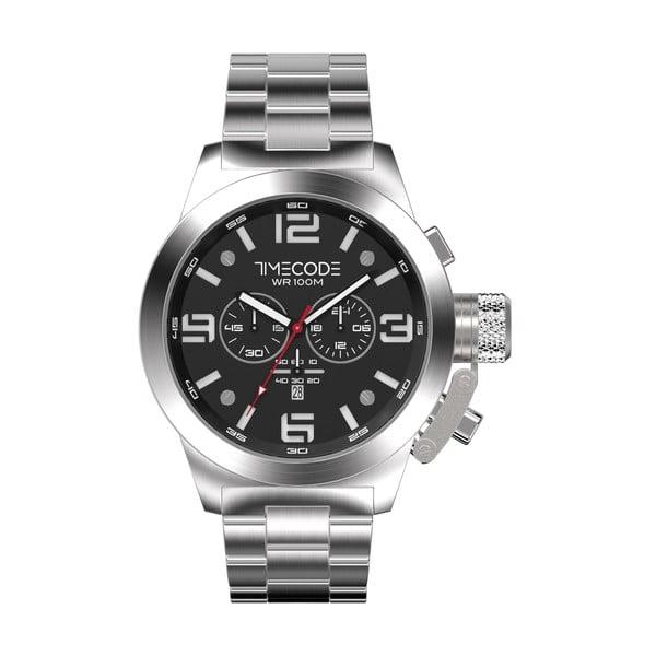 Pánske hodinky WTO 1994, Metallic/Black