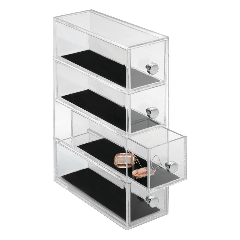 Organizér iDesign Clarity, výška 25,5 cm