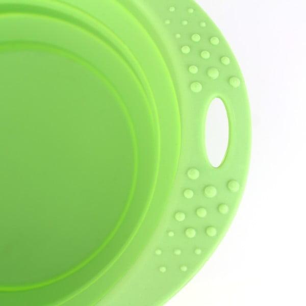 Cestovná miska Beco Travel Bowl 18.5 cm, zelená