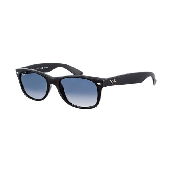 Slnečné okuliare Ray-Ban New Wayfarer Polarized Matt Black