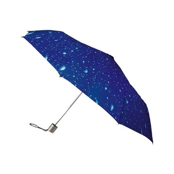 Tmavomodrý dáždnik Ambiance Lone Blue