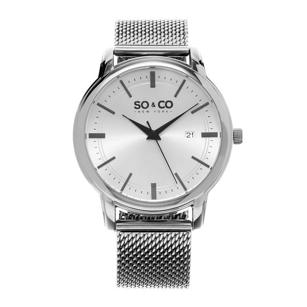 Pánske hodinky Madison Sophistic Silver
