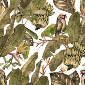 Tapeta na stenu Dekornik Banana Heaven, 50 x 280 cm