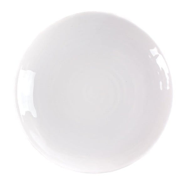 Tanier Earth 27 cm, biely