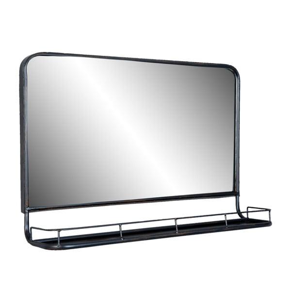 Nástenné zrkadlo Basket Dark