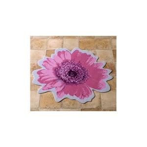 Koberec Special - ružový kvet, 100 cm