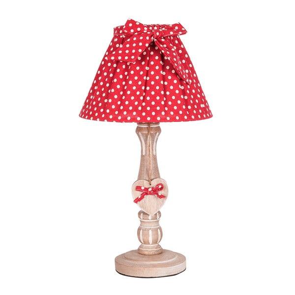 Stolná lampa Red Dots