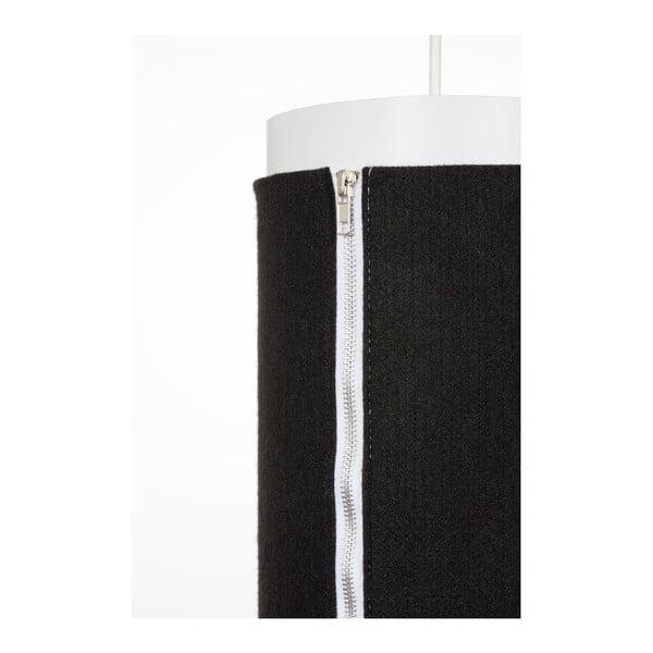 Závesné svietidlo Zip Star Large, čierne