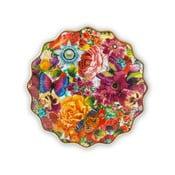 Porcelánový plytký tanier Melli Mello Eliza, 17cm