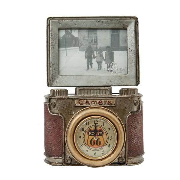 Stolová lampička Clayre & Eef Vintage Camera