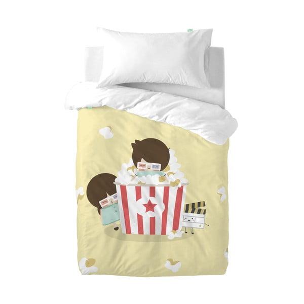 Obliečky z čistej bavlny Happynois Pop Corn, 100 x 120 cm