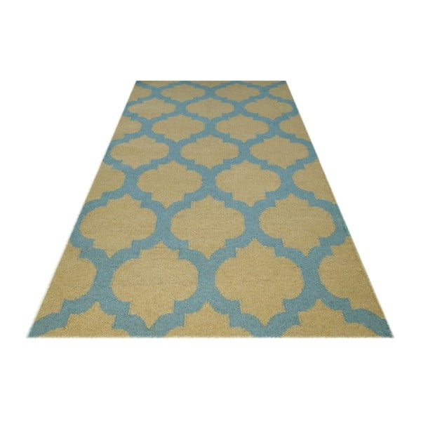 Ručne tkaný koberec Kilim JP 11116 Mix, 90x150 cm