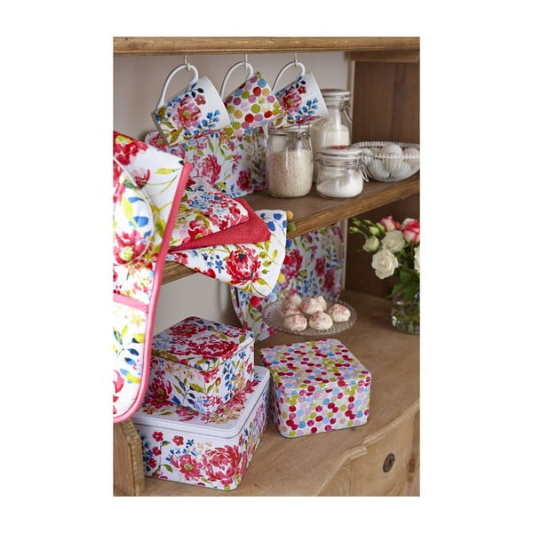 Sada 4 podložiek Cooksmart England Floral Romance