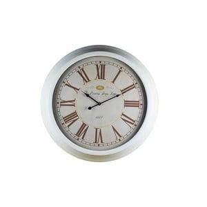 Nástenné hodiny White Flair, 67 cm