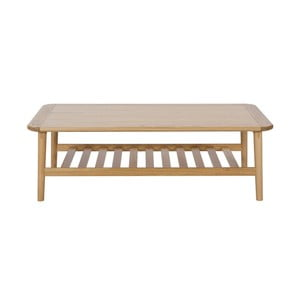 Konferenčný stolík z dubového dreva Wermo Havvej Kati