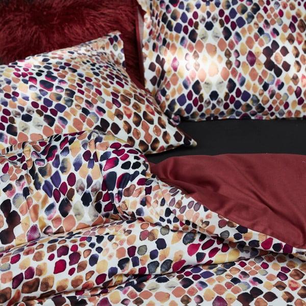 Obliečky Essenza Lilah, 200x200 cm, červené