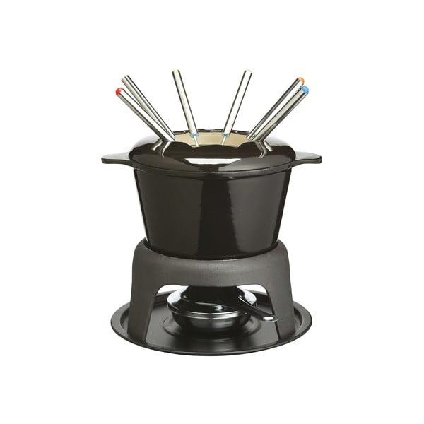 Sada na fondue Master Class Black