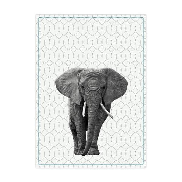 Kuchynská utierka PT LIVING Elephant, 50×70 cm