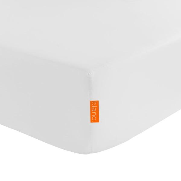 Elastická plachta Blanc Basic White, 90x200 cm