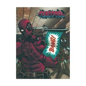 Obraz Pyramid International Deadpool Bang, 60 × 80 cm