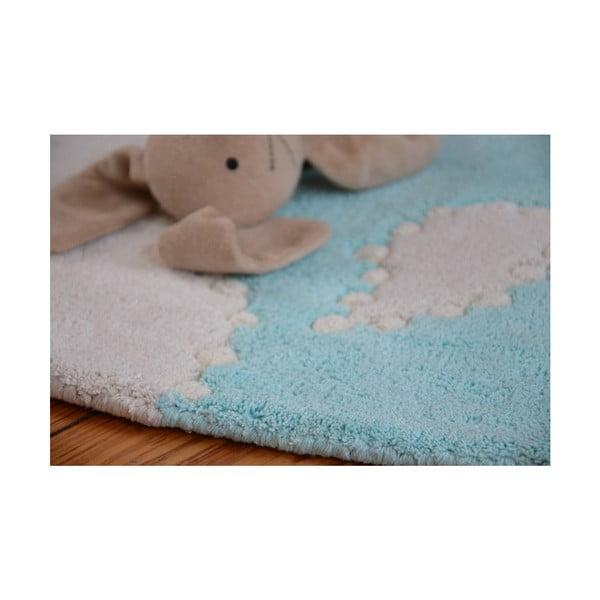 Detský koberec Mondito, Ø110cm