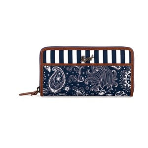 Peňaženka Skpa-T Navy, 19x10 cm