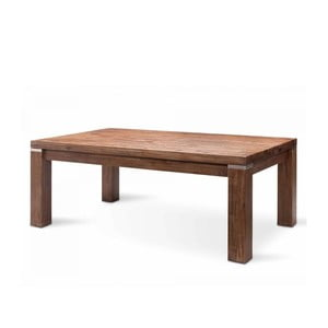 Tmavohnedý konferenčný stolík z akáciového dreva SOB Sydney