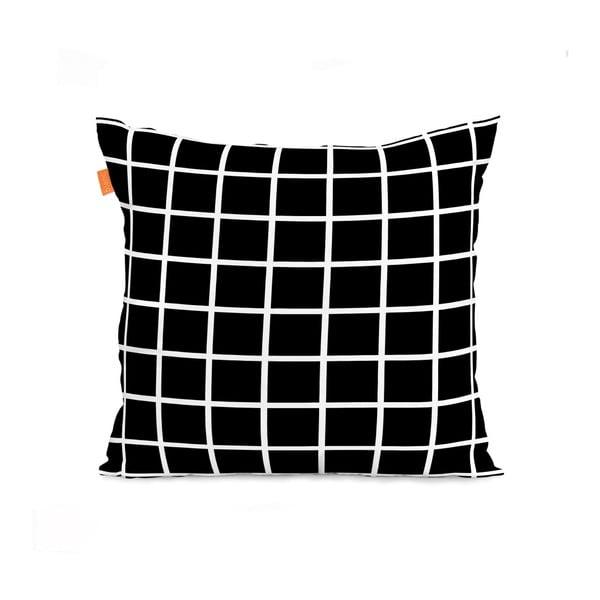 Sada 2 bavlnených obliečok na vankúš Blanc Net, 50×50 cm