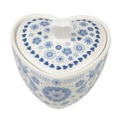 Cukornička Churchill China Penzance Heart, 180 ml