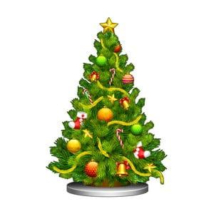 Vianočná samolepka Ambiance Christmas Tree
