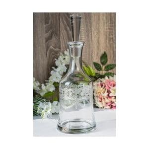 Sklenená fľaša s uzáverom Nisios