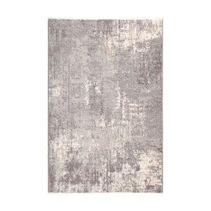 Béžovo-sivý obojstranný koberec Halimod, 77×150cm