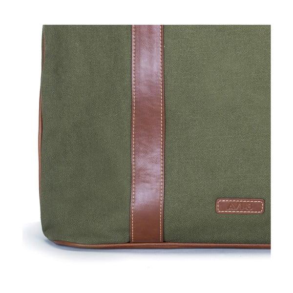 Taška cez rameno Avi-8, zelená