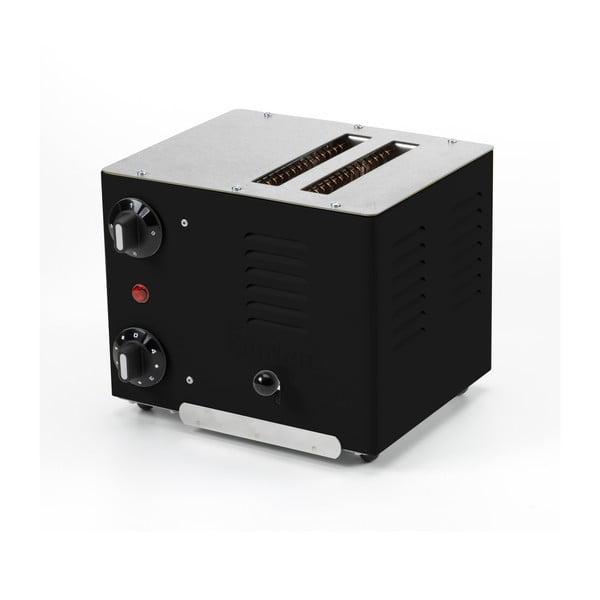 Dizajnový toaster Rowlett Rutlands Two, Jet Black