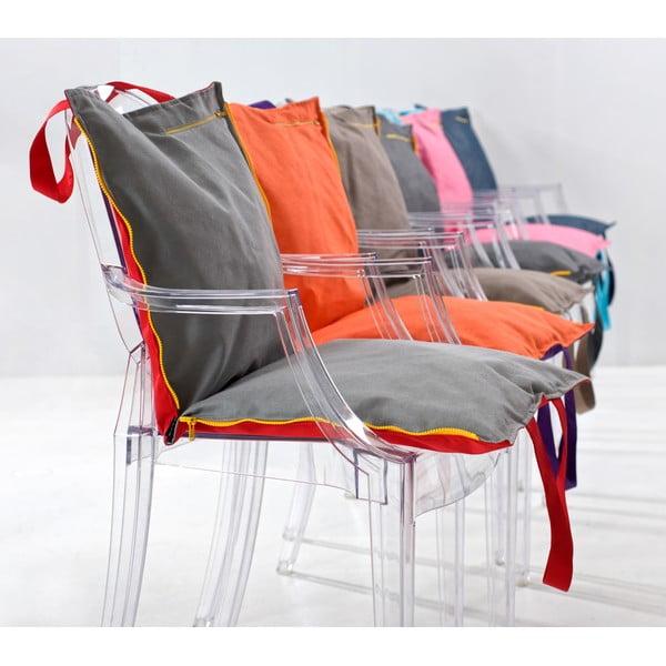 Skladací sedák Hhooboz 100x50 cm, tyrkysový