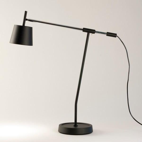 Stolová LED lampa Mic Black