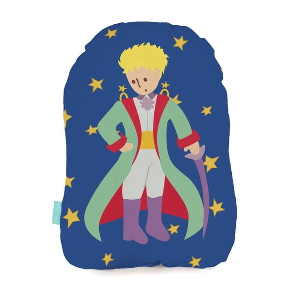 Bavlnený vankúšik Mr. Fox Le Petit Prince, 40 × 30 cm