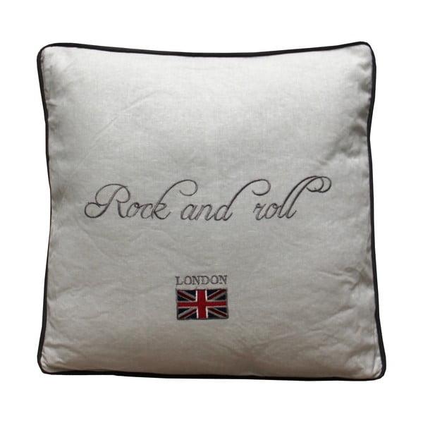 Vankúš Rock & Roll, 40x40 cm