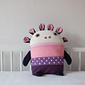 Pyžamožrút, fialový a ružový, veľký