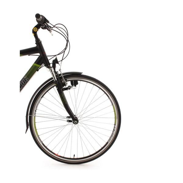 """Bicykel Metropolis Bike Black, 28"""", výška rámu 53 cm"""